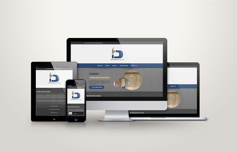 Instalrite Design Website