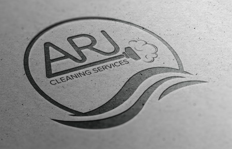 ARJ Cleaning Services Logo