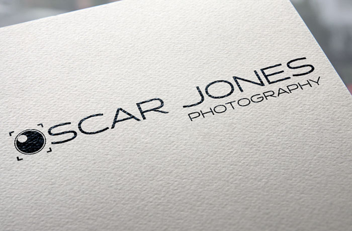 Oscar Jones Photography Logo