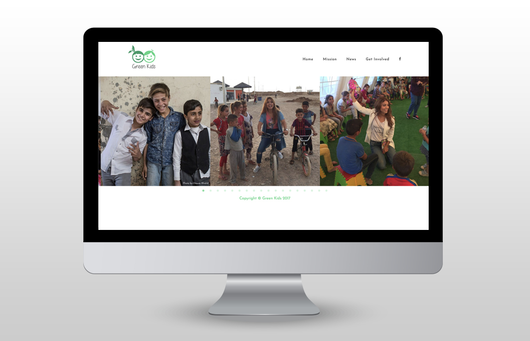 green-kids-website