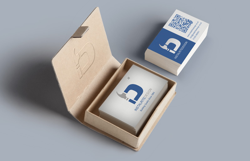 instalrite-design-business-cards
