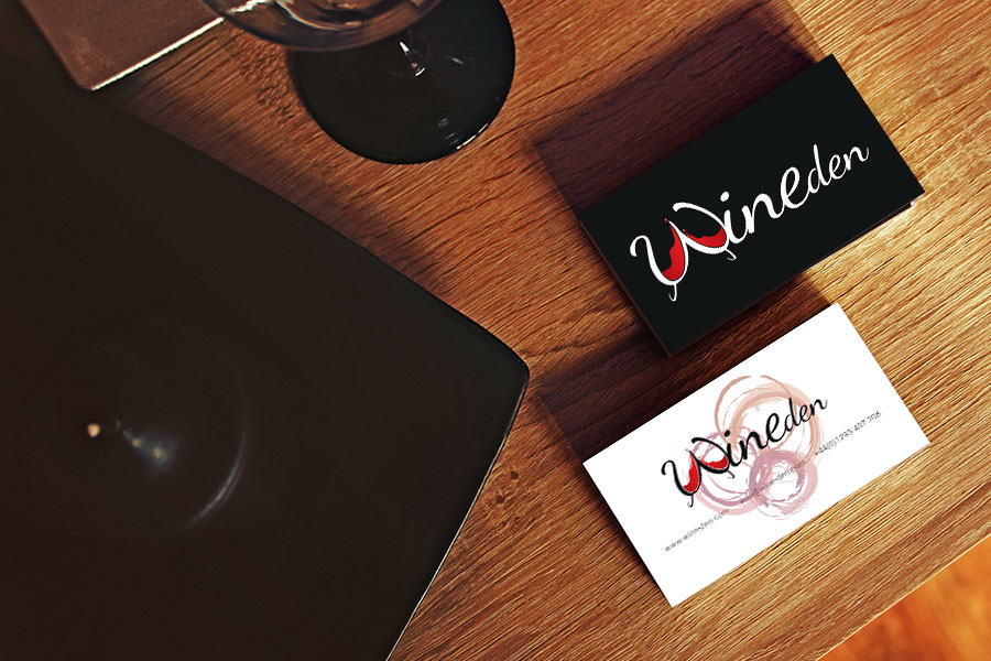 Wineden Business cards | Paulo Natal