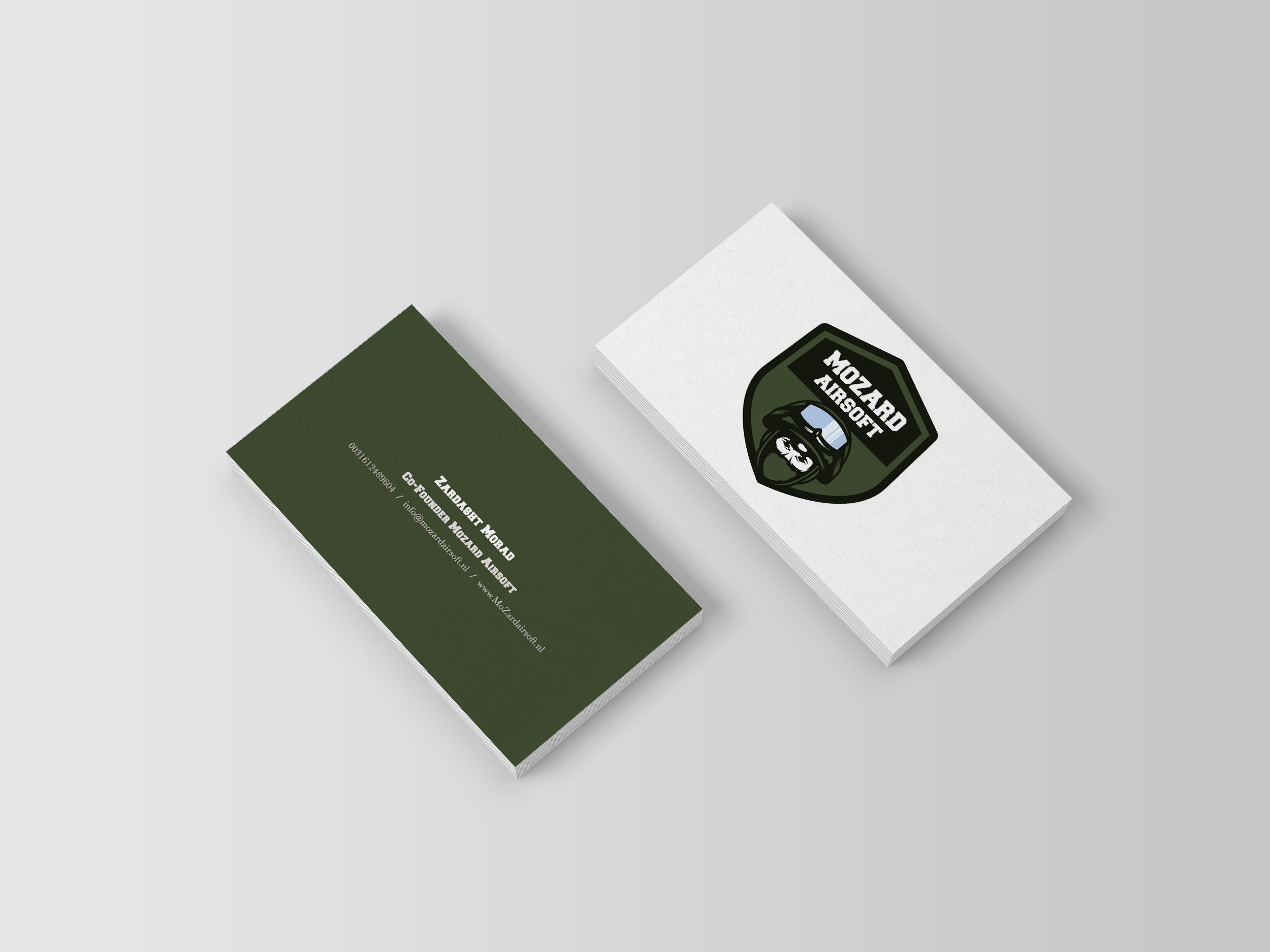 mozard-airsoft-business-cards